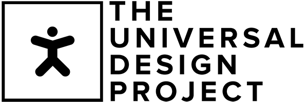 The Universal Design Project Logo
