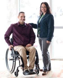 Photo of Scott & Sarah Pruett